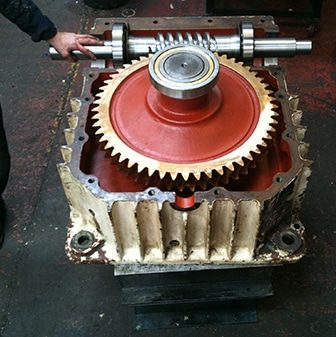 gear cutting services for gearboxes